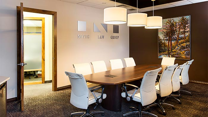 Novus Law Boardroom